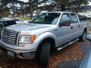 2012 Ford F-150 XLT Pickup Truck with Warranty