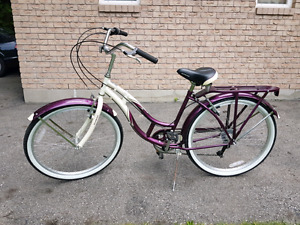 Schwinn Sanctuary 7 comfort cruiser bike