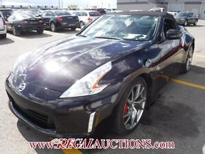 2014 NISSAN 370Z TOURING 2D ROADSTER A