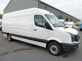 2015 Volkswagen Crafter LWB High roof, VERY LOW MILES, IMMACULATE CONDITION!