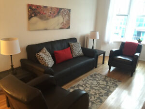 Lovely 1 Br Suite, near SeaBus, Lonsdale Quay, North Van
