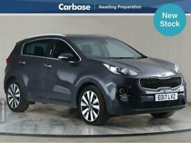 image for 2017 Kia Sportage 1.7 CRDi ISG 3 5dr DCT Auto [Panoramic Roof] - SUV 5 Seats SUV