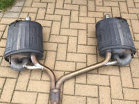 Honda S2000 OEM exhaust with UK mod up for grabs