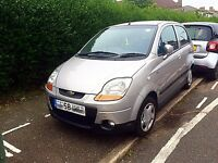 ***MUST SELL TODAY** 58 REG CHEVROLET MATIZ astra bmw micra audi vxr golf polo ford focus car corsa