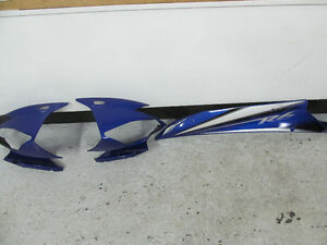 2006-2007 Yamaha YZFR6 Plastic for sale