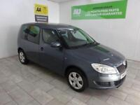 GREY SKODA ROOMSTER 1.2 SE TSI DSG ***FROM £159 PER MONTH***