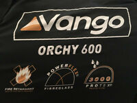 Vango Orchy 600 tent with groundsheet
