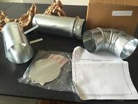 Bosch Side Air Exhaust Kit - Bosch kit de sortie d'air de côté