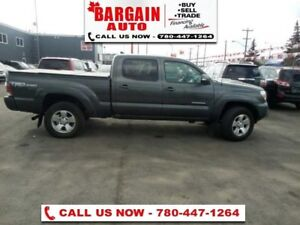 2014 Toyota Tacoma TRD Sport Premium Package