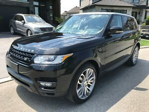 2015 RANGE ROVER SPORT V8 SUPERCHARGED DYNAMIC PAC