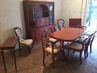 Full set of Mackintosh furniture (Delivery Included)