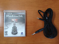 Rocksmith for PS3 - Includes Cable!