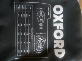 Oxford stormex motorbike cover