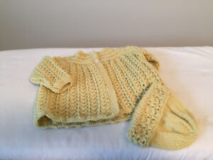 Baby sweaters -Hand Knit
