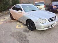 Mercedes CLK 270 diesel automatic