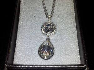 New Two Tier Necklace - Replacement value of $1,575 London Ontario image 2