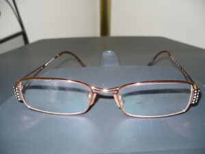 VERSACE AND BACCARA DESIGNER FRAMES MADE IN ITALY