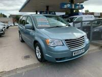 2009 Chrysler Grand Voyager 2.8 CRD Touring 5dr MPV Diesel Automatic