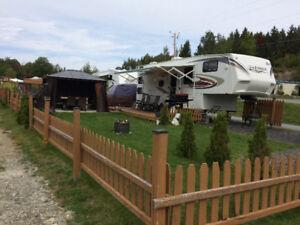 Fifthweel Eagle 2011 avec bunkbed