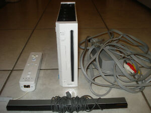 Wii Complete w/Over 3000 Games!