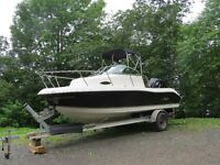 2008 1851 WA Seaswirl Striper , 38 hours on engine, mint conditi