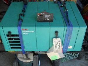 used 4000 watt ONAN genset