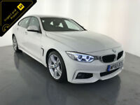 2015 65 BMW 420D GRAN COUPE M SPORT DIESEL 1 OWNER SERVICE HISTORY FINANCE PX