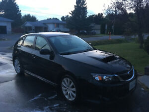 LOW KMS!!!!! 3 YEARS WARRENTY! 2008 Subaru Impreza WRX