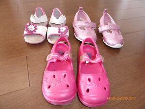 Soulier et sandale pour enfant