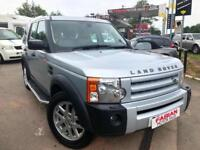 2007 Land Rover Discovery 2.7 4x4 *7 Seater - Sunroof - FDSH*