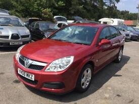 Vauxhall/Opel Vectra 1.8i VVT ( 140ps ) 2008MY Exclusiv