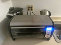 Rival Digital Toaster Oven ,  like new
