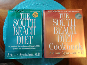 South Beach diet and South Beach diet Cook book $2 for both