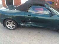 Mgf vvc project ton of upgrades