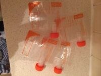 Baby food weaning pouches