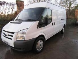 FORD TRANSIT VAN T350 2.4 TDCI 115 BHP LWB MED ROOF 2011 JUST SERVICED VGC