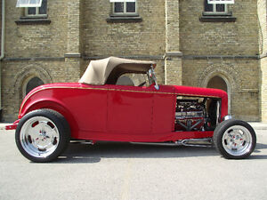 1932 Ford Hi-Boy Modified Roadster