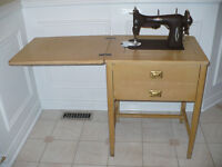 """Sewing machine table by """"White"""""""