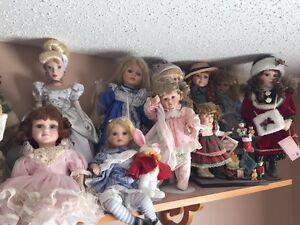 Porcelain Dolls Cambridge Kitchener Area image 3
