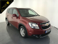 2011 61 CHEVROLET ORLANDO LT MPV 7 SEATER FINANCE PX WELCOME