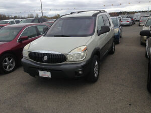 2005 Buick Rendezvous Tres propre mags Wagon