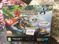 Nintendo Wii U Console and games bundle VGC