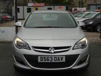 2013 Vauxhall Astra 1.4 i VVT 16v Turbo SRi 5dr