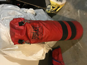 Punching bag everlast prix négociable