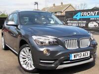 2013 BMW X1 20D SDRIVE 5DR XLINE 2.0 DIESEL AUTOMATIC ESTATE DIESEL