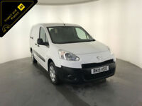 2015 PEUGEOT PARTNER CRC HDI DIESEL 5 SEATS 1 OWNER SERVICE HISTORY FINANCE PX