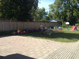 Home Daycare near Downtown Kitchener on CEDAR ST Kitchener / Waterloo Kitchener Area image 7