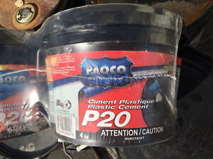 New PAQCO P20 Plastic Cement for Roofing