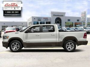 2019 Ram 1500 Longhorn  - Leather Seats -  Cooled Seat
