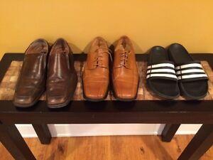 Various Men's Footwear